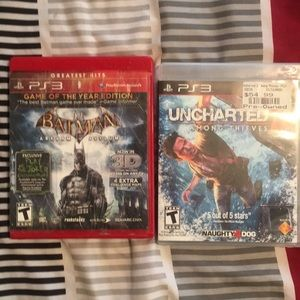 Other - PS3 game Lot
